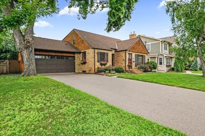 Edina Single Family Home For Sale: 3312 W 56th Street