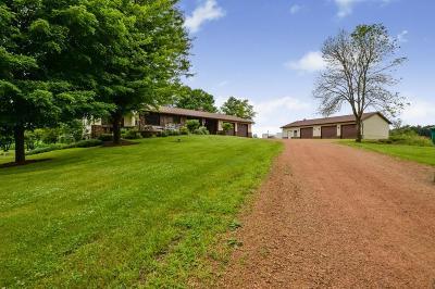 Wright County Single Family Home For Sale: 7845 Braddock Avenue SE