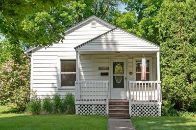 Richfield Single Family Home For Sale: 6306 Irving Avenue S