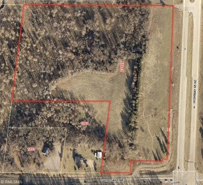 East Bethel Residential Lots & Land For Sale: 22126 Highway 65 NE