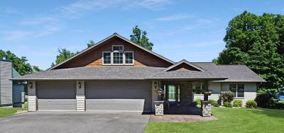 Garrison MN Single Family Home For Sale: $599,900