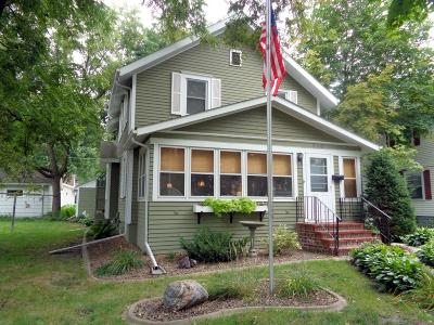 Clara City, Montevideo, Dawson, Madison, Marshall, Appleton Single Family Home For Sale: 210 S 5th Street