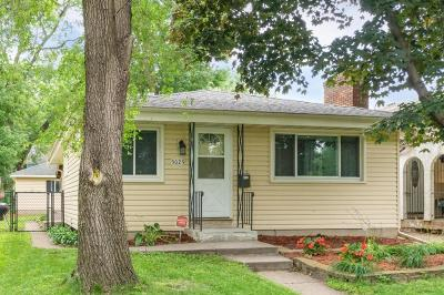Columbia Heights Single Family Home For Sale: 5023 5th Street NE
