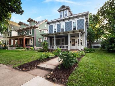 Minneapolis Multi Family Home For Sale: 2316 Fremont Avenue S