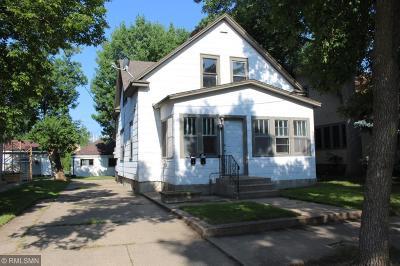 Saint Cloud Multi Family Home Coming Soon: 139 18th Avenue N