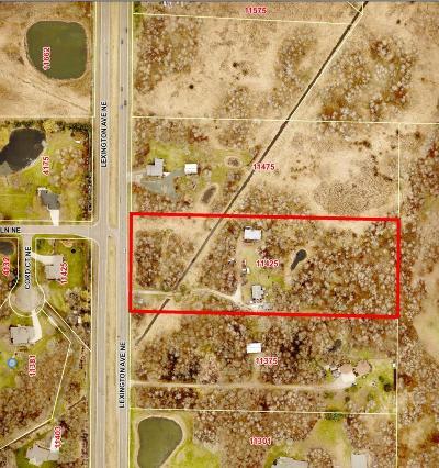 Blaine Residential Lots & Land For Sale: 11425 Lexington Avenue