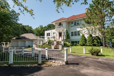 Rochester, Rochester Twp Single Family Home For Sale: 3451 Hidden Hills Lane NE