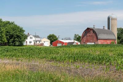 Meeker County Farm For Sale: 57330 393rd Street
