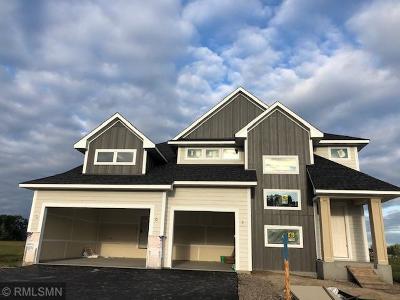 Blaine Single Family Home For Sale: 4611 128th Circle NE