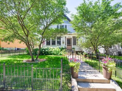 Saint Paul Single Family Home For Sale: 667 Delaware Avenue