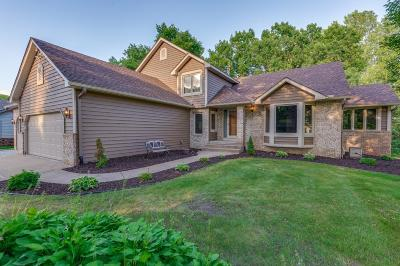 Lino Lakes Single Family Home For Sale: 6512 Whitetail Trail