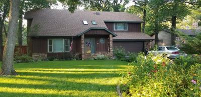Blaine Single Family Home For Sale: 865 118th Lane NE