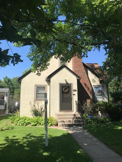 Saint Paul Single Family Home For Sale: 1355 James Avenue