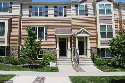 Maple Grove Condo/Townhouse For Sale: 8339 Norwood Lane N