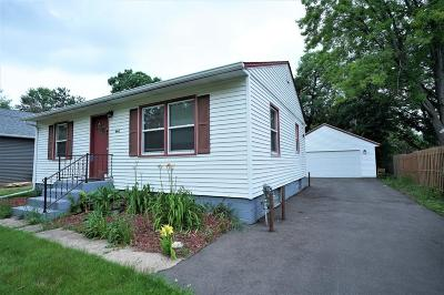 Oakdale Single Family Home Contingent: 660 Grafton Avenue N