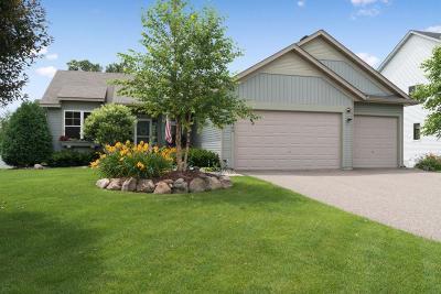 Shakopee Single Family Home For Sale: 5100 Woodland Court
