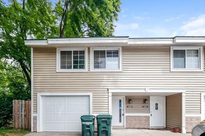 Eagan Condo/Townhouse For Sale: 3289 Hill Ridge Drive #66