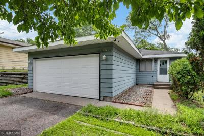 Saint Paul Single Family Home For Sale: 360 Hawthorne Avenue E