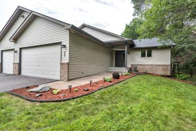 Lino Lakes Single Family Home Contingent: 600 Lois Lane