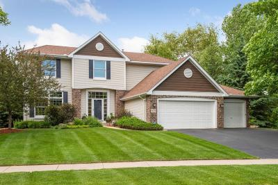 Chanhassen Single Family Home For Sale: 9031 Sunnyvale Drive