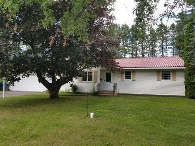 Cloquet Single Family Home For Sale: 1203 Wilson Avenue