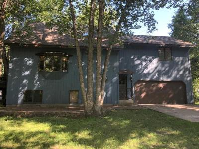 Coon Rapids Single Family Home For Sale: 915 88th Avenue NW