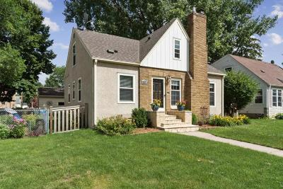 Minneapolis MN Single Family Home For Sale: $369,900