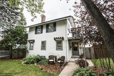 Saint Paul Single Family Home For Sale: 948 Osceola Avenue