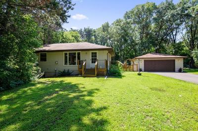 Forest Lake Single Family Home For Sale: 4617 232nd Street N