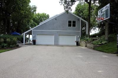 Spicer Single Family Home For Sale: 9067 N Shore Drive