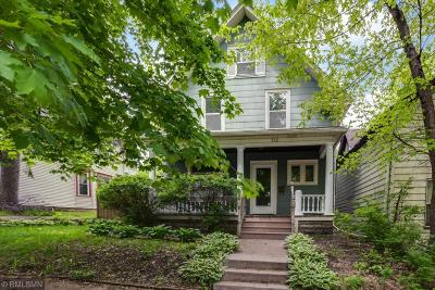 Saint Paul MN Single Family Home For Sale: $254,900