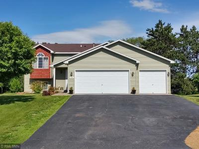 Elk River Single Family Home For Sale: 18529 Pascal Drive NW