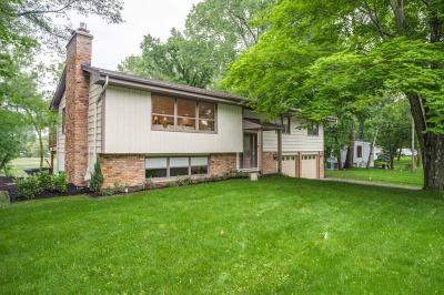 Minnetonka Single Family Home For Sale: 2125 Sheridan Hills Road
