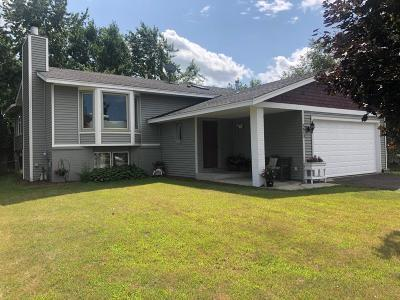 Burnsville Single Family Home For Sale: 3813 Moccasin Court