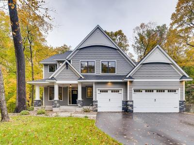 Minnetonka Single Family Home For Sale: 16500 Lake Street Extension