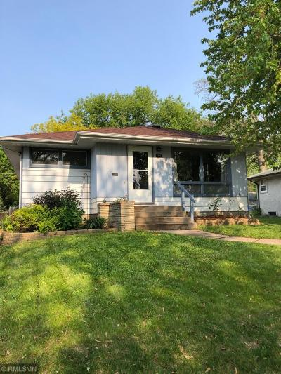 Saint Paul MN Single Family Home For Sale: $229,900
