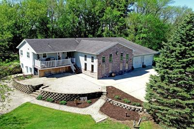 Meeker County Single Family Home For Sale: 71905 312th Street