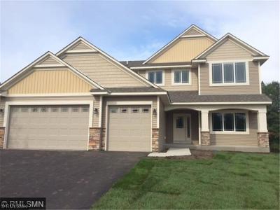 Ham Lake Single Family Home For Sale: 16522 Wake Street NE