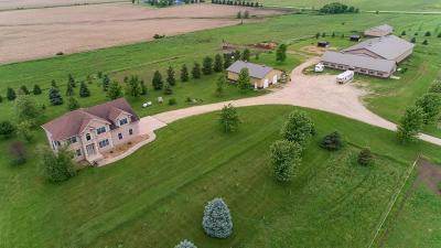 Stewartville Single Family Home For Sale: 8374 County 6 Road SW