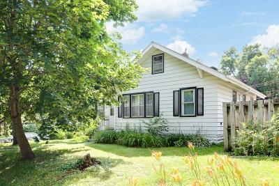 Saint Paul MN Single Family Home For Sale: $169,900