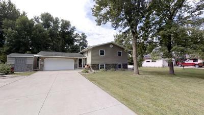 Willmar Single Family Home For Sale: 4189 11th Avenue SE