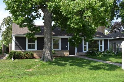 Minneapolis Single Family Home For Sale: 6131 Colfax Lane S