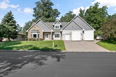Forest Lake MN Single Family Home For Sale: $459,000
