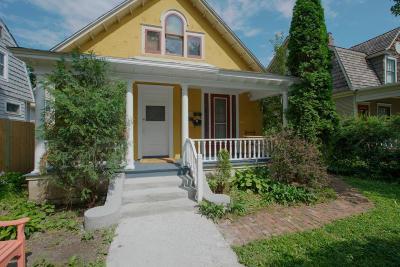 Minneapolis Multi Family Home For Sale: 3205 S Grand Avenue