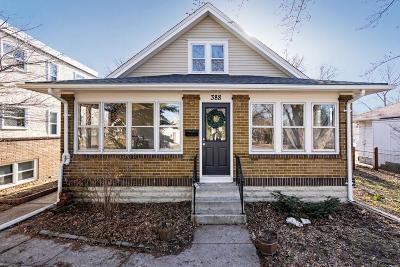 Saint Paul Single Family Home For Sale: 388 Snelling Avenue S