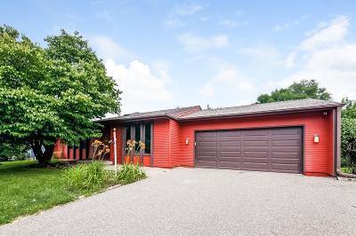 Eagan Single Family Home For Sale: 1569 Lancaster Lane