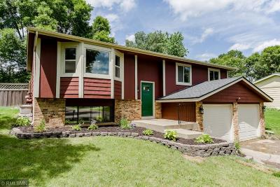 Lakeville Single Family Home For Sale: 17073 Gage Avenue