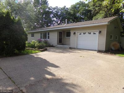 Isanti Single Family Home For Sale: 800 S Brookview Lane SW
