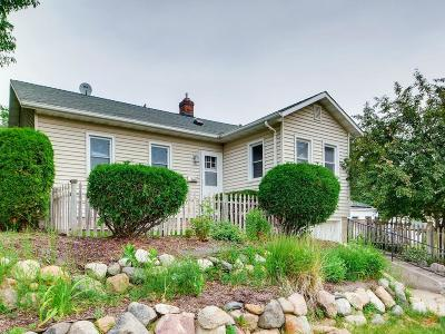 Edina Single Family Home For Sale: 6145 Oaklawn Avenue
