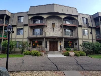 Saint Louis Park Condo/Townhouse Contingent: 2200 Nevada Avenue S #313